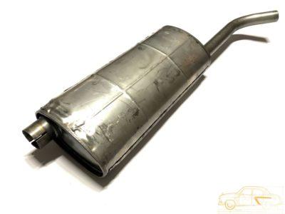 Глушитель ГАЗ-69