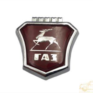 Эмблема решетки радиатора в сборе ГАЗ-24-10 (ОРИГИНАЛ)