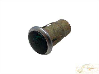 Фонарь контрольной лампы зеленый (ОРИГИНАЛ)
