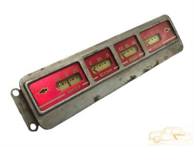 Комбинация приборов КП7 ГАЗ-М20 (ОРИГИНАЛ)